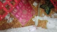 KAYNAR - Kütahya'da 'Bebeklere Doğu Yatağı' Geleneği