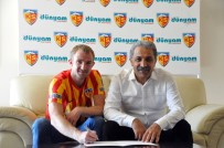 KAYSERISPOR - Lucescu Tavsiye Etti, Kayserispor Transfer Etti