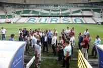 Maçlarda Görev Yapan Özel Güvenlikçiler Eğitildi