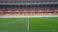 Malatya Stadyumu'nda Çalışmalar Sürüyor