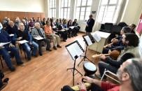 TÜRK HALK MÜZİĞİ - Mamak Kültür Merkezi'nde Yeni Dönem Hazırlıkları Yapıldı