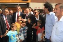 ERKAN AKÇAY - MHP Hakkari'de Büro Açtı