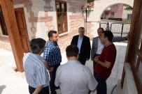 AK PARTİ İLÇE BAŞKANI - Milletvekili Eldemir; 'Yeni Hal Camii'nin İhalesi 12 Eylül'de Yapılacak'