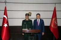 MILLI SAVUNMA BAKANı - Milli Savunma Bakanı Canikli, İran Genelkurmay Başkanı Bagheri İle Görüştü