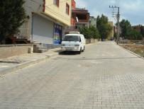 MIMARSINAN - Mimarsinan Mahallesinde Parke Yol Çalışmaları Tamamlandı
