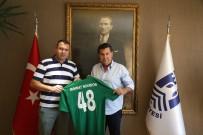 GÖKTEPE - Muğlaspor Yönetiminden Başkan Kocadon'a Ziyaret