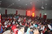 İSMAIL ÇIÇEK - Nusaybin'de Yaz Kur'an Kursu Yılsonu Programı Düzenlendi
