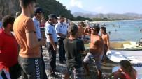 HÜSAMETTIN ÇETINKAYA - Olimpos'a Zabıta Baskını
