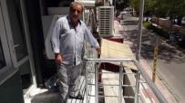 HIRSIZ - Hırsız Girdiği İş Yerinde Emlakçının Pantolonunu Çaldı