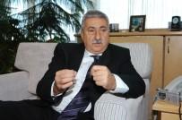 MESLEKİ EĞİTİM - Palandöken Açıklaması 'Türkiye'de Sorun İşsizlik Değil, Mesleksizlikte'