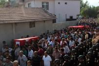 UZMAN ÇAVUŞ - Şehit Uzman Çavuş Abdulhadi Yılmaz Hatay'da Toprağa Verildi