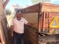 KARAKURT - Sertfikalı Buğday Tohumu Eken Çiftçinin Rekor Hasadı