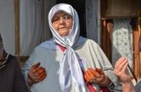 HACI KAFİLESİ - Sevim Nine Hacca Uğurlandı