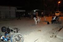 GÜLPıNAR - Seyir Halindeki Motosiklete Silahlı Saldırı Açıklaması 2 Ölü