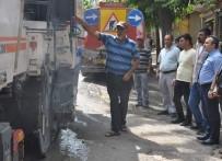 SİİRT VALİLİĞİ - Siirt Belediyesi'nden Asfalt Çalışması