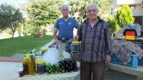 Taylıeli'nde Başarılı  Çiftçi Komşularına Örnek Oldu