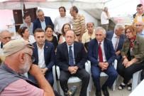 TÜRKIYE BÜYÜK MILLET MECLISI - TBMM Başkanvekili VE CHP İstanbul Milletvekili Hamzaçebi'den Eren Bülbül'ün Ailesine Taziye Ziyareti