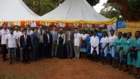 ORTAÖĞRETİM - 'Tecrübe Paylaşım Programı' Öğrencileri Uganda'da