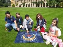 YABANCı DIL - TED Şanlıurfa Öğrencileri İngiltere Yaz Okulunu Tamamladı