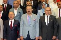 TOBB Başkanı Hisarcıklıoğlu Açıklaması 'Avrupa'da Satılan Her 4 Televizyondan Bir Tanesini Biz Üretiyoruz'