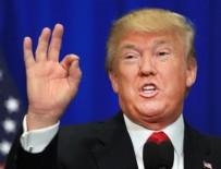 IRKÇILIK - Trump'tan flaş karar! Feshetti