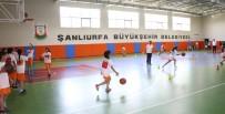 TEKVANDO - Türkiye'nin En Genç İlinde Basketbola Yoğun İlgi