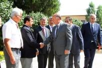 HAFTA SONU TATİLİ - Vali Azizoğlu Talimat Verdi Açıklaması '20 Milyon Ağaç Dikeceğiz'