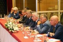 ERCIYES ÜNIVERSITESI - Vali Kamçı 'Kayseri Tanıtım Grubu' Toplantısına Katıldı