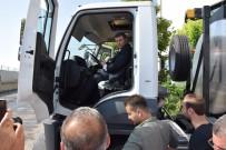 VİRANŞEHİR - Viranşehir Belediyesi Öz Kaynaklarıyla Asfalt Distribütörü Aldı
