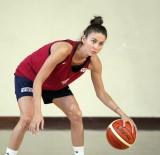KADIN BASKETBOL TAKIMI - YDÜ Kadın Basketbol Takımı Sezonu Açtı
