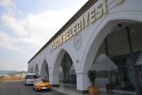 OTOBÜS TERMİNALİ - Yeni Terminal Günde 200 Otobüsü Ağırlıyor