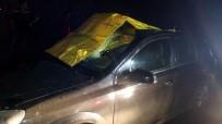 CUMHURİYET SAVCISI - Yolun Karşısına Geçerken Otomobil Çarptı