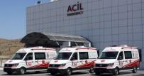 GIRNE - 153 Acil Çağrı Merkezi Kıbrıs'ta Tam Donanımlı On İki Ambulansıyla Hizmet Veriyor