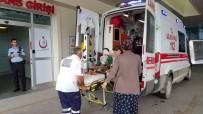 7 Yaşındaki Çocuk Kuru Sıkı Tabancayla Kendini Yaraladı