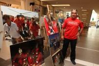 ALIŞVERİŞ MERKEZİ - AKUT'tan 17 Ağustos'ta Deprem Sergisi
