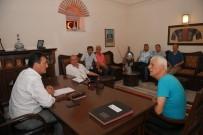 Alacahırkaspor Yönetiminden Dündar'a Ziyaret