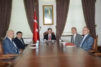 ANKARA VALİSİ - Ankara Valisi Topaca, Hayırsever Reha Kora İle Okul Protokolü İmzaladı