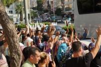 ULUDAĞ - Aydın'da Hac Kafilesi Dualarla Uğurlandı
