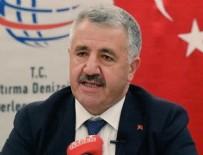 FEVZI APAYDıN - Bakan Arslan: Bayramda köprü ve otoyollar ücretsiz olacak