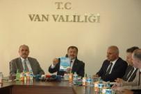 BASIN TOPLANTISI - Bakan Eroğlu'ndan Terörle Mücadelede Kararlılık Vurgusu