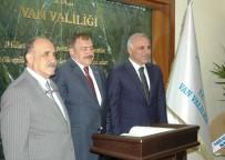 BASIN TOPLANTISI - Bakan Eroğlu Van'da