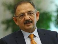 DEPREM BÖLGESİ - Bakan Özhaseki: Yeni yasanın eli kulağında, 7.5 milyon bina