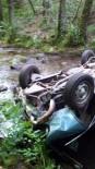 Balıkesir'de Trafik Kazası 1 Ölü 3 Yaralı