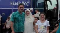 BARTIN VALİSİ - Bartın'da Hacı Adayları Uğurlandı