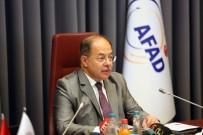 RECEP AKDAĞ - Başbakan Yardımcısı Akdağ, Deprem Danışma Kurulu Toplantısına Başkanlık Etti