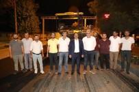Başkan Atilla Açıklaması 'Hizmette Gece De Bir Gündüz De Bir'