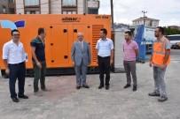 KADİR ALBAYRAK - Başkan Kadir Albayrak İçme Suyu Deposu, SCADA Ve Otomasyon Binasını İnceledi