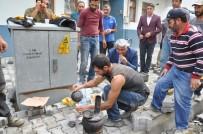 Başkan Karaçanta, İşçilerle Kahvaltı Yaptı
