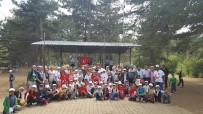 YAZ KURAN KURSU - Başkan Yalçın, Öğrencilerle Piknik Yaptı