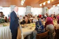 ÇOCUK MECLİSİ - Başkan Zolan 'Benim Mahallem' Projesini Kadınlara Anlattı